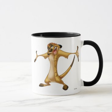 Lion King's Timon Disney Mug