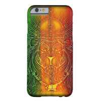 Lion of Judah RGG Barely There iPhone 6 Case