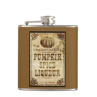 Liquer Father's Day Flask
