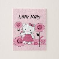 Little Kitty Jigsaw Puzzle