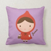 Little Girls Bedroom Pillows - Decorative & Throw Pillows ...