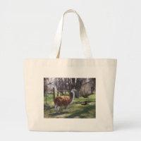 Llama Mama Baby Large Tote Bag