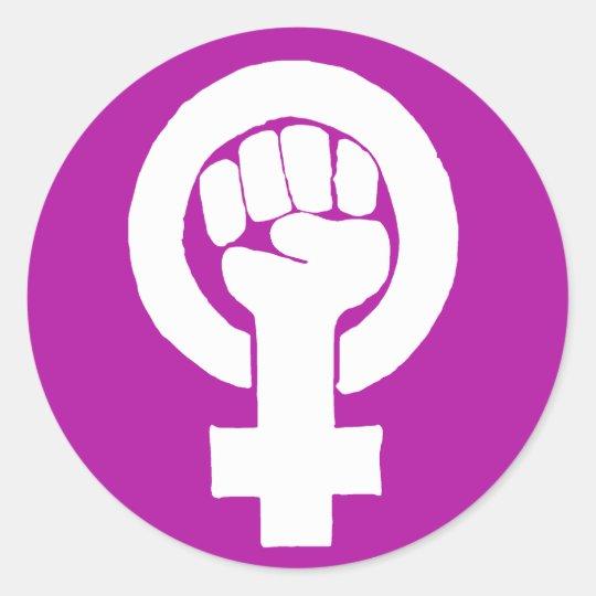 logo feminist feminista equality