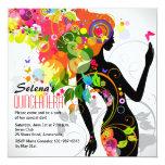 Lolita Quinceanera Invitation