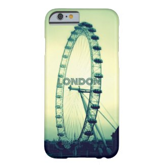 London Eye Barely There iPhone 6 Case