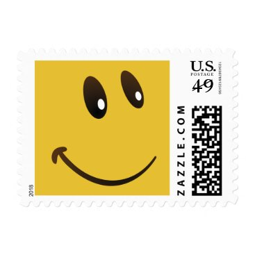 Looking at you Emoji Postage