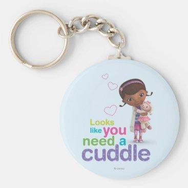 Looks Like You Need a Cuddle Keychain