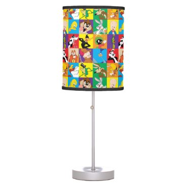 LOONEY TUNES™ Character Grid Table Lamp