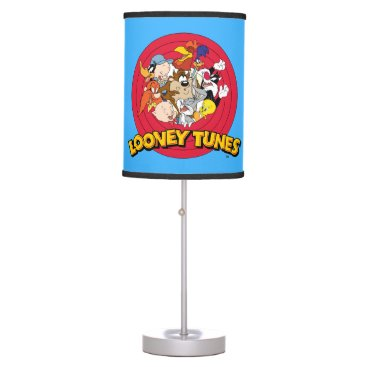 LOONEY TUNES™ Character Logo Table Lamp