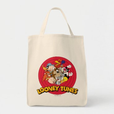 LOONEY TUNES™ Character Logo Tote Bag