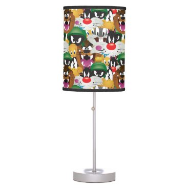 LOONEY TUNES™ Emoji Pattern Table Lamp