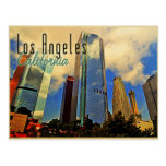 Los Angeles Skyline Postcard