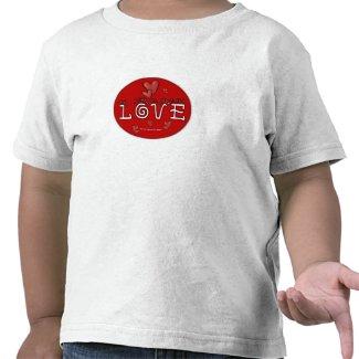 Love - A Positive Word Tees