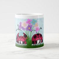 Love At First Sight ~ Jumbo Mug