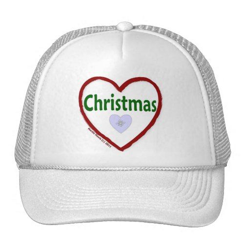 Love Christmas Hat