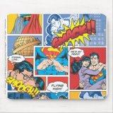Superman & Lois Mousepad