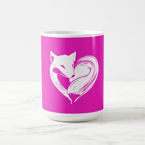 Love Foxes - Mug White