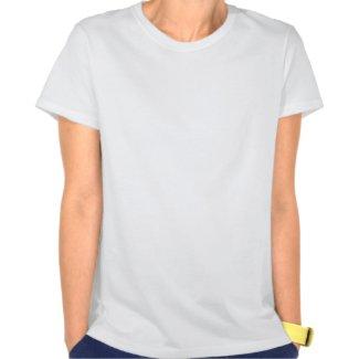 Love is a four-legged word Paw Prints Tshirt