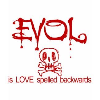 Love is Evil T-Shirt