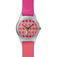 Love is in the Air Unicorn Wristwatch