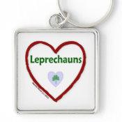 Love Leprechauns Keychains