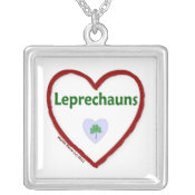 Love Leprechauns Necklace