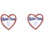 Love My Quiet Time
