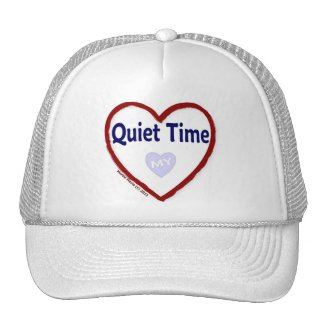 Love My Quiet Time Trucker Hat