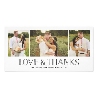 Gallery Of Standard Thank You Card Size