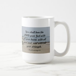 Love the LORD Mug