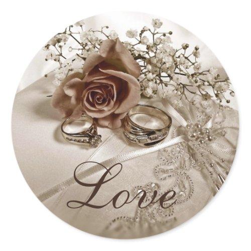 Love Wedding Stickers sticker