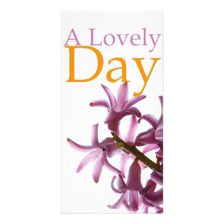 Purple Hyacinth - Lovely Day