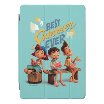 Luca | Best Summer Ever iPad Pro Cover