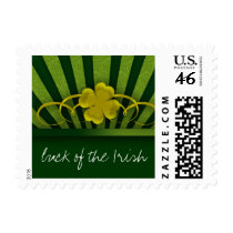 Luck of the Irish USPS postage