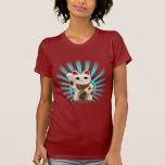 ❤️ Lucky Cat (Maneki-neko) T-Shirt