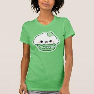 Lucky Cupcake Tee Shirts