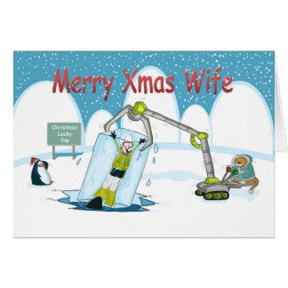 Scuba Christmas Cards Greeting Amp Photo Cards Zazzle