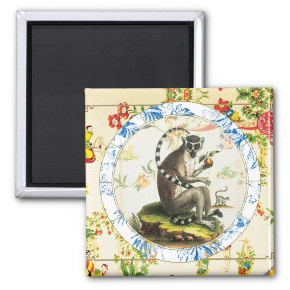Lucky Monkey | Zodiac magnet
