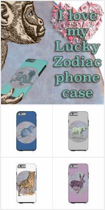 Lucky Zodiac | phone cases