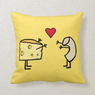 Macaroni Pillows  Decorative  Throw Pillows  Zazzle