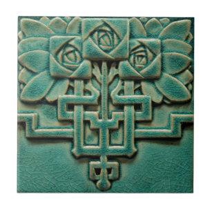 craftsman decorative ceramic tiles zazzle