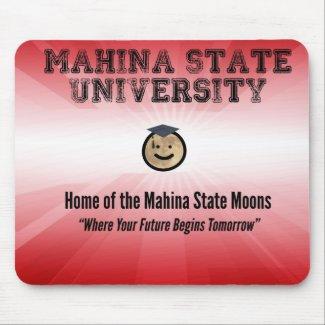 Mahina State Mouse Pad.