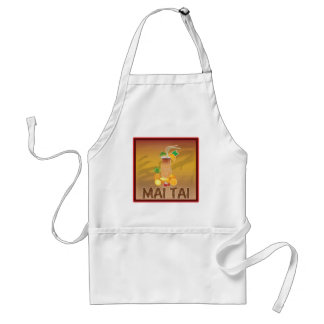 Mai Tai Cocktail Aprons