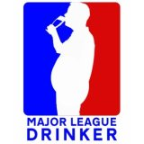 Funny T-Shirts & Gifts - Major League Drinker