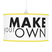 Make your own lamp | Zazzle