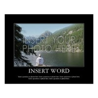 Make Your Own Motivational Poster | Zazzle