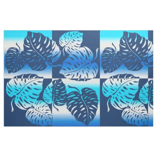 Hawaiian Home Decor Fabric