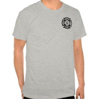 Maltese Firefighter T-Shirt shirt