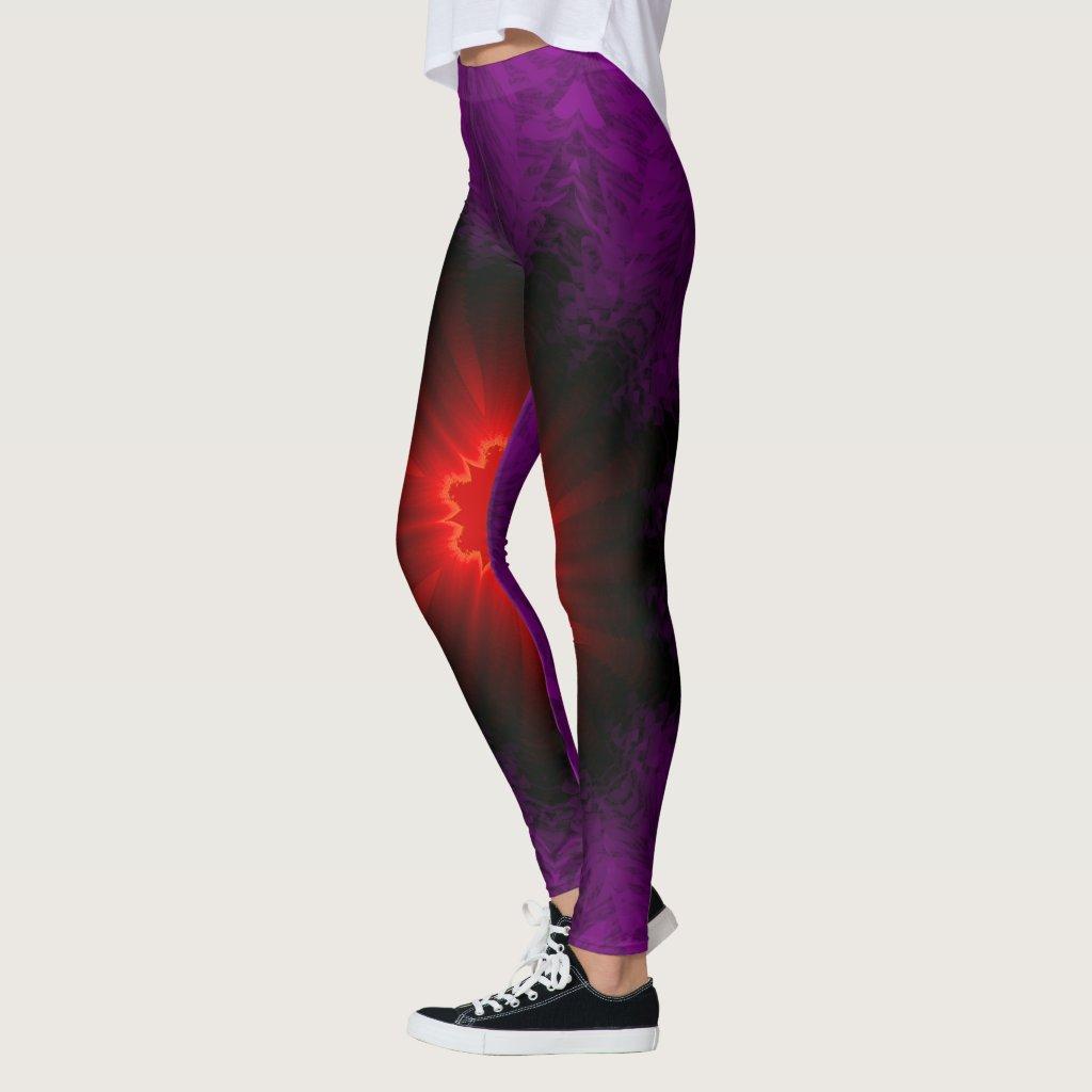 Mandel Leggings