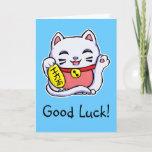 Maneki Neko Lucky cat template